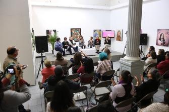 Conversatorio Retos de la mujer en la cultura (1)