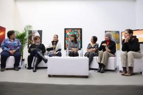 Conversatorio Retos de la mujer en la cultura (2)