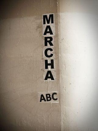 Marcha ABC Recién Colados